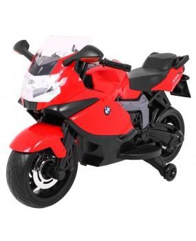 Elektrická motorka BMW K1300S červená